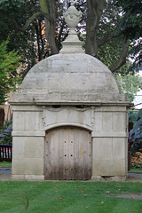 st.george churchyard, marylebone , london