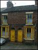 Crewe terraced houses