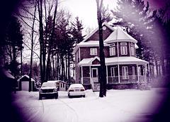 La Maison sous les arbres...