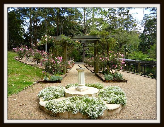 Sun Dial Garden