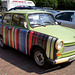 Multi-chromatic Trabant.