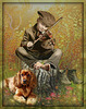 L'enfant au violon...