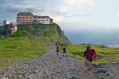 Alpine Hut Watzmannhaus