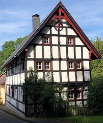DE - Mechernich - Fachwerk in Glehn