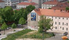 Bauplatz Neue Synagoge Potsdam