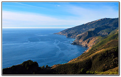 The Pacific Coast Highway 1