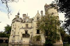 Le Château de La Mothe Chandenier