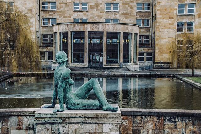 Universität Frankfurt, Campus Westend