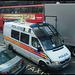 Metropolitan Police van