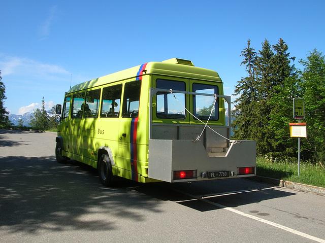 DSCN1697 Liechtenstein Bus Anstalt FL 7760 (operated by Philipp Schädler)