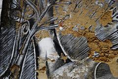 Setúbal, Street Art in decay...