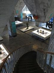Ausstellung in der Kokerei