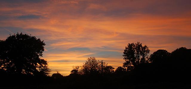 sunset blog