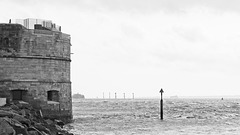 The Round Tower, Portsmouth Harbour