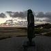 20140912 5263VRFw [NL] Sonnenuntergang, Skulptur, Terschelling