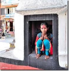 """Kathmandu Streets"" - NEPAL"