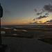 20140912 5262VRFw [NL] Sonnenuntergang, Skulptur, Terschelling