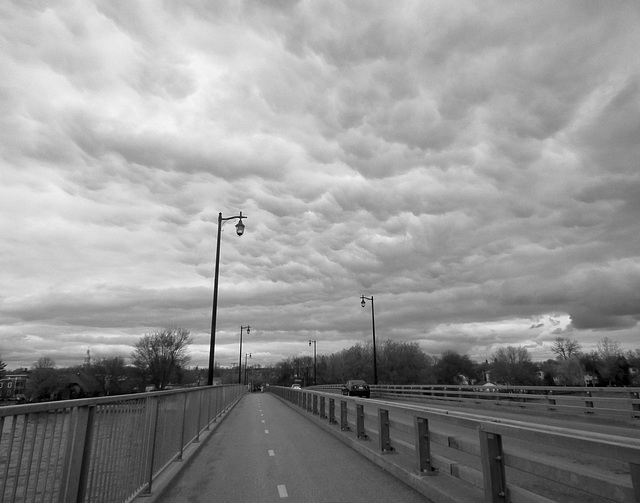 un pont pour les nuages / a bridge to the clouds