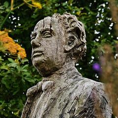 Poet with a splitting headache