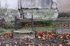 Bootscraper outside Tomb