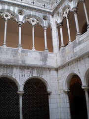Small cloister.