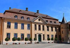 Stavenhagen, Schloss