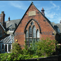 old school house at Davenham