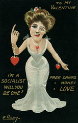 Will You Be My Socialist Valentine?