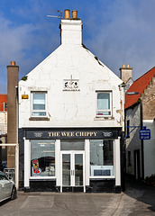 The Wee Chippy, Anstruther