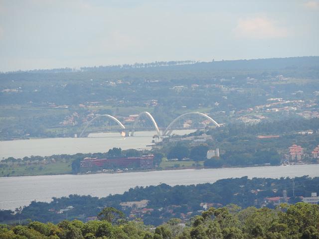 Ponto JK - Braziljo - Ponte JK - Brasília.