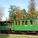 Chiemseebahn vor der Abfahrt in Prien