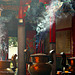 chinese temple at Yangon /Myanmar