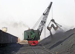 Coal stocks