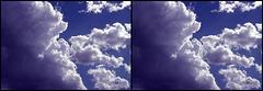 Stereo Kodachrome Clouds
