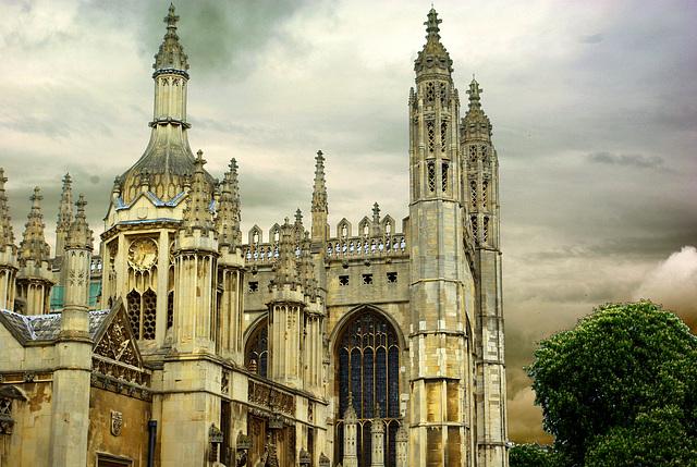 King's Chapel, Cambridge UK 2