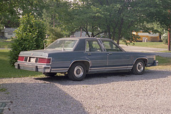 1980 Mercury Grand Marquis LS