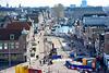 View of the Nieuwe Beestenmarkt and Turfmarkt