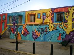 Mural of Galeria Pública.