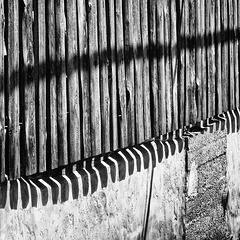 Shading Fence