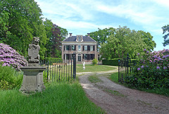 Nederland - Paterswolde, Huis Vennebroek