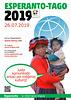 Afiŝo por la Esperanto-Tago 2019