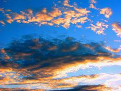 Beaux nuages