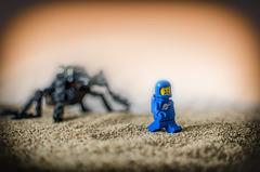 peur dans l'espace