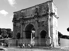 Der Konstantinsbogen, Rom (PiP)