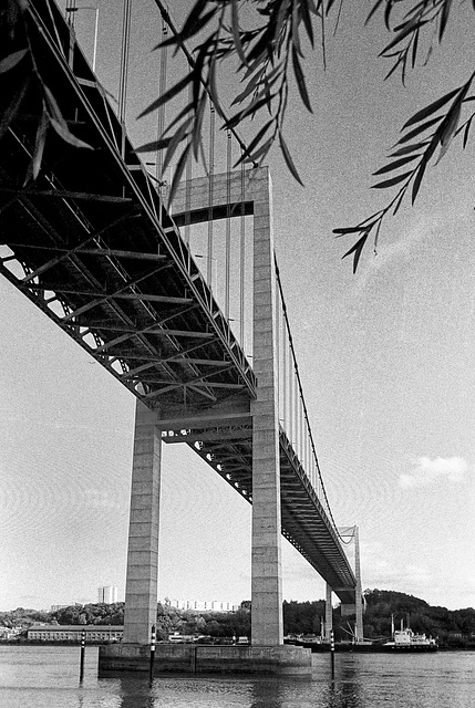 Pont d'Aquitaine 1970