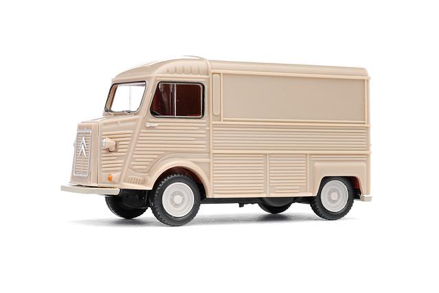 Wiking Citroën HY