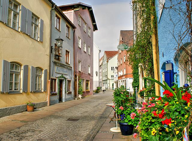 Altstadt. ©UdoSm