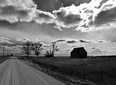 gravel road diaries...
