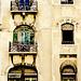 Fassade in Lisboa