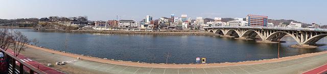 Nam River, Jinju